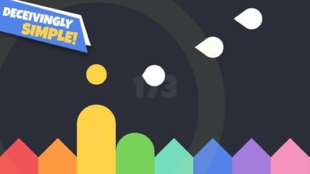 画像: アクション要素強めのオシャレなリズムゲーム『Rainbow Infinity』