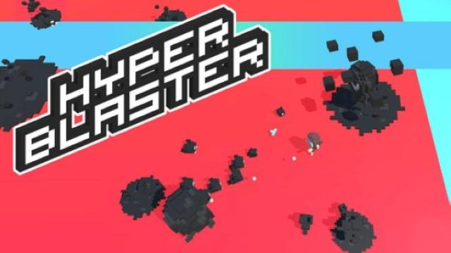 画像: レトロ雰囲気のピコピコサウンドが楽しい360度シューティングアクション『Hyper Blaster』