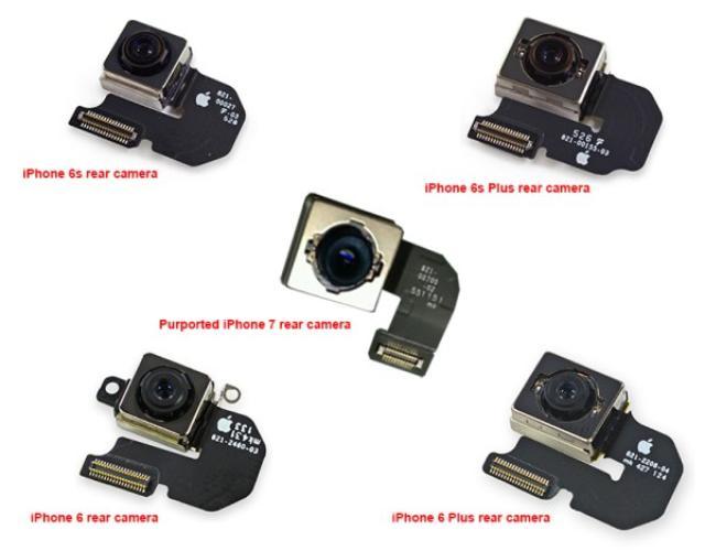 画像1: 発表まで1ヶ月を切ったiPhone 7シリーズですが、今回リークしたカメラモジュールの画像によれば、今まではPlusモデルのみに搭載されてきた光学手ぶれ補正機能が、今回は両モデルに採用される可能性が高いとのこと! The post iPhone 7のカメラモジュールは両モデルとも光学手ぶれ補正搭載か?! appeared first on Spotry.me. spotry.me