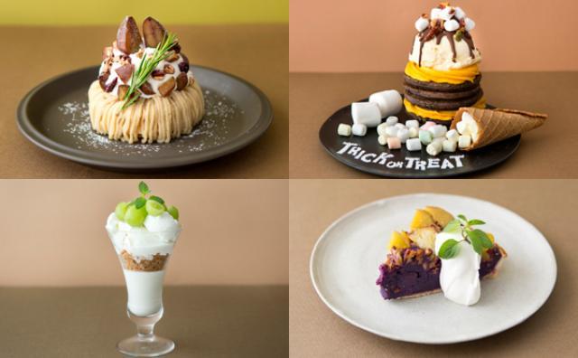 画像: 和栗にかぼちゃ、紫芋も♪J.S. PANCAKE CAFEの季節限定メニューは秋の味覚がたっぷり
