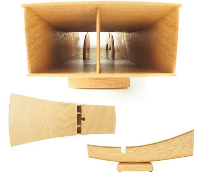 画像: 電源不要!楽器さながらの音量と臨場感が楽しめるスピーカーボックス『Smart Horn.Tab』