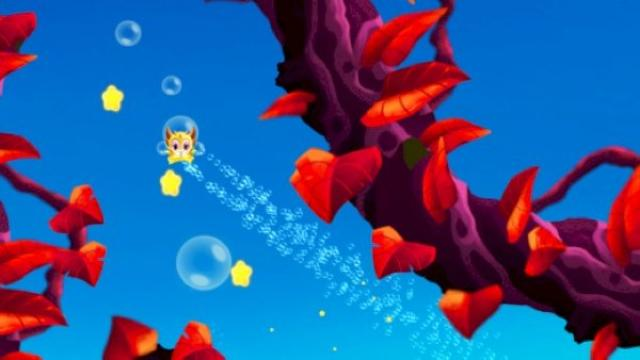 画像: 一筋縄ではいかない構成も魅力的♡ パズル要素多めの軽快バウンドアクション『Dragonlings』