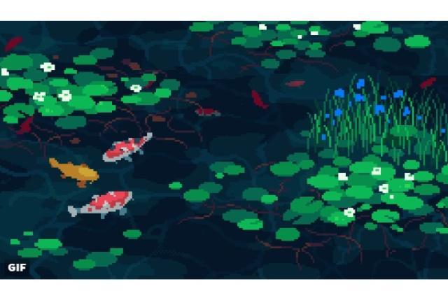 画像1: 和心に染みる「庭園の池」の絵が美しいと、Twitterで話題になっています。 水彩画や油絵のような絵 これは豊井(@1041uuu)さんが「ドット絵」のソフトを使って描いた絵をGIFにしたものです。 絵です https://t.co/ul6Bb1QORY pic.twitter.com/VcBjk1C2K6 — 豊井 (@1041uuu) 2016年8月23日 基本的には、趣味で絵を描いている豊井さん。 絵の具などの画材は使用されていませんが、水彩画や油絵のようなタッチで描かれています。 「ドット絵」の場合、複雑な描写になればなるほど、表現が限られてくると思っていました。 しかし、豊井さんは、繊細で涼しげに「庭園の池」を表現していま [...] irorio.jp