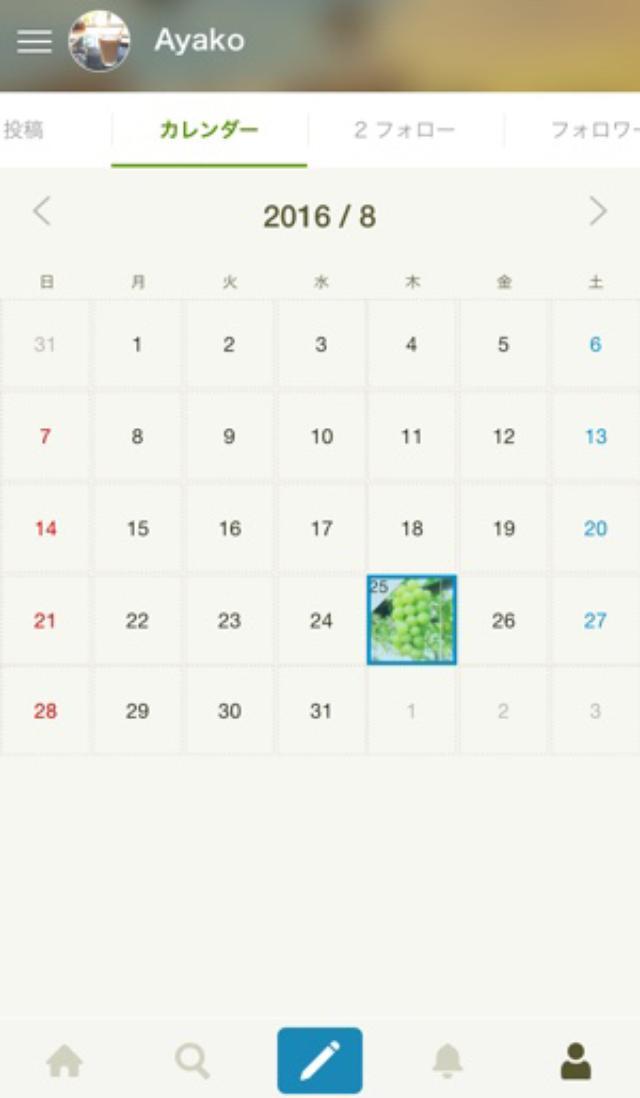 画像: 毎日の記録をたった1分で☆ オシャレな写真付きブログが書けるSNSアプリ『Simplog』
