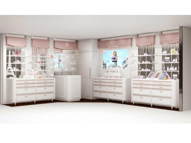 """画像: デート前にも◎ 9月1日(木)に新宿ルミネにオープンする""""香りの小部屋""""「Petit Jardin des Parfums」がかわい過ぎる❤"""