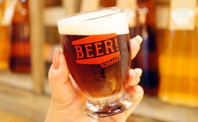 """画像: クラフトビールを""""わんこそば""""スタイルで♪本場ドイツの雰囲気が体感できる赤坂のビアダイニングが楽しい!"""