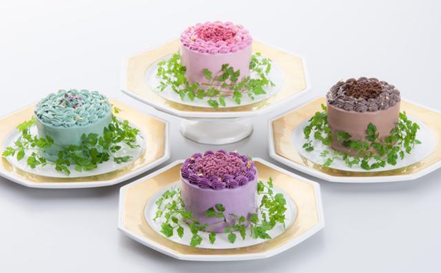 画像: ついに全国発送スタート!ケーキみたいなベジデコサラダで誕生日をお祝いしてみる?
