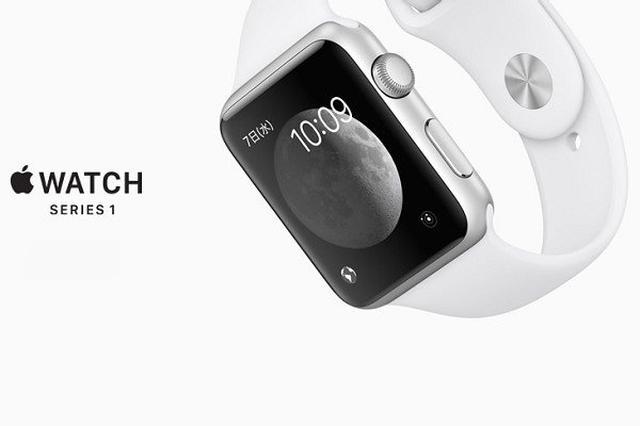 画像: 最安値は27,800円(税別)♪ Apple Watch Series 1が買いやすい価格になってるぞ!