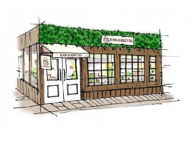 画像: ほっこりおしゃれで癒し系「BEANS&ROASTERS」の世界観が体験できるカフェが3日間のみオープン♪
