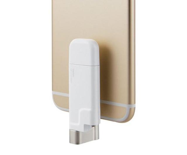 画像: 機種変更時のデータ移行にも最適!iPhoneをバックアップできるLightningコネクタ搭載USBメモリ