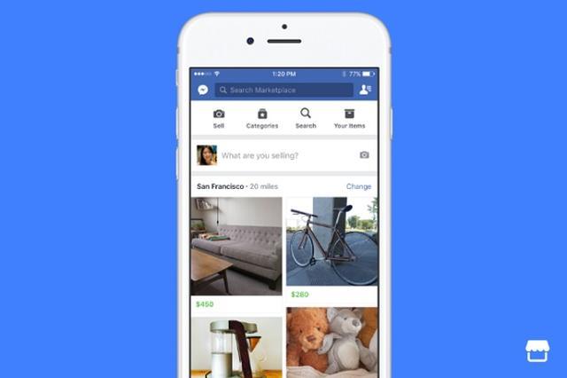 画像1: Facebookに「フリマ」機能が追加される。 フリマアプリ「マーケットプレイス」 米Facebook(フェイスブック)は3日、ユーザー同士が品物を売買できる新サービス「マーケットプレイス」というフリマアプリを追加すると発表した。 まずはアメリカとイギリス、オーストラリア、ニュージーランドの4ヶ国で18歳以上に提供をスタート。順次他の国にも拡大し、数か月後にはパソコンでも利用できるようにするという。 距離を指定して検索できる マーケットプレイスでは、フェイスブックの下部にあるアイコンをタップして検索すると、近くの人々が売りに出しているアイテムが表示。距離を指定することもできる。 気になるアイテムを見つけ画面をタップすると、商品の説明 [...] irorio.jp