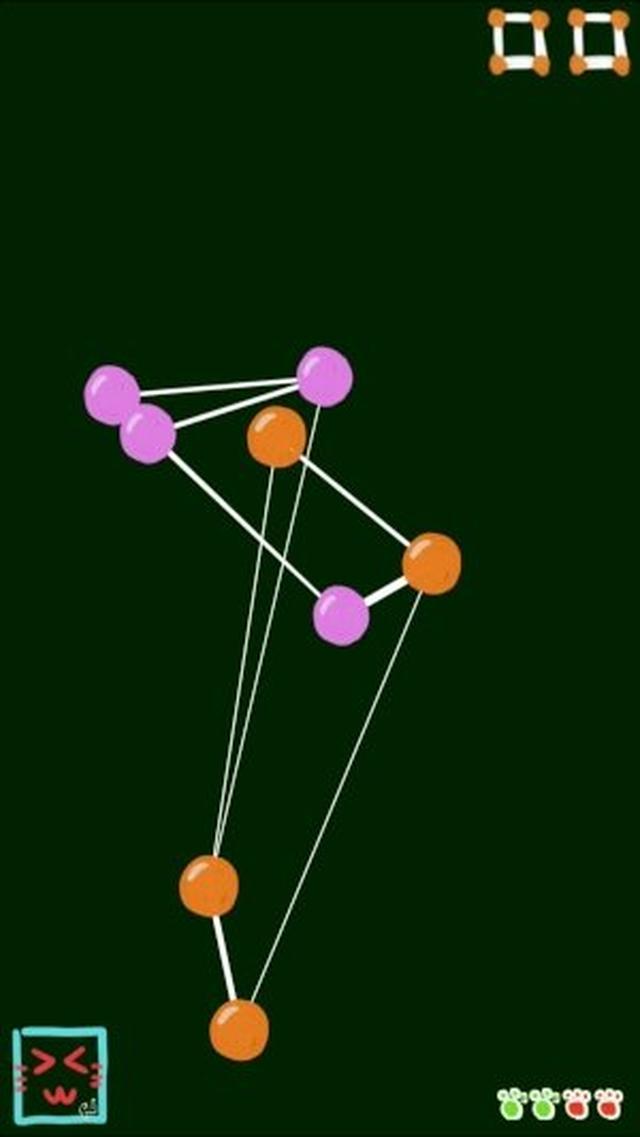 画像: 変則的な動きが難しくておもしろい!伸び縮みするゴムをカットするアクションパズル『みょいん』