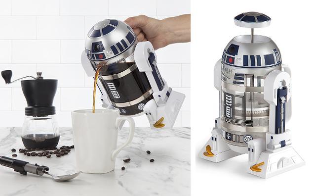 画像: 『スター・ウォーズ』ファン必見!R2-D2のコーヒープレスがかわいすぎるっ♡