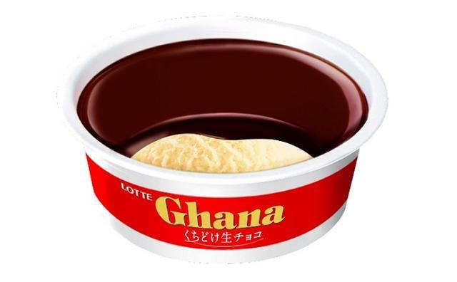 画像: 絶対美味しい♡ガーナチョコとガーナアイスの生チョコタイプが登場