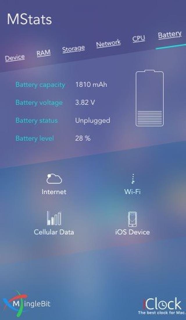 画像: これ一つで一目瞭然!RAM、ストレージ、バッテリー、端末情報を把握できるツールが便利♪