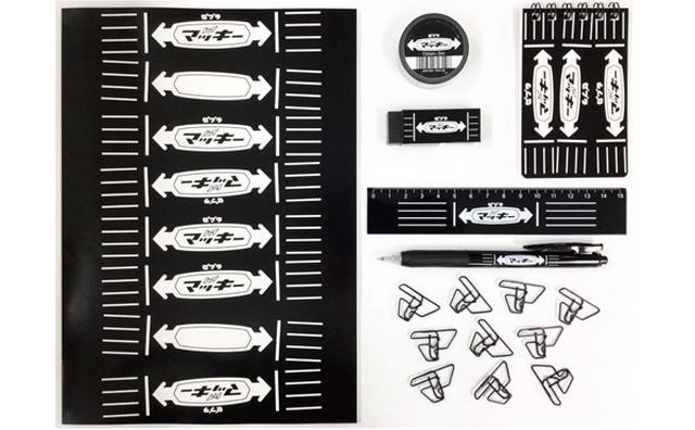 画像: これは欲しい!懐かしの油性ペン「マッキー」をモチーフにした文具が数量限定で発売♪
