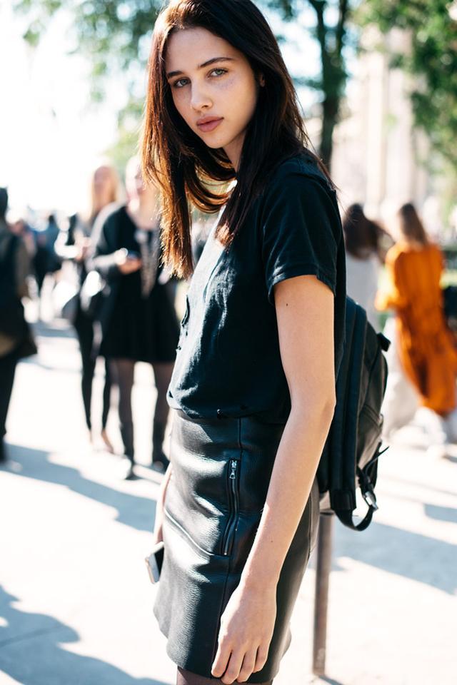 画像: 誰がスタイルのお手本? ストリートでひと際輝くファッショニスタたち in パリ。