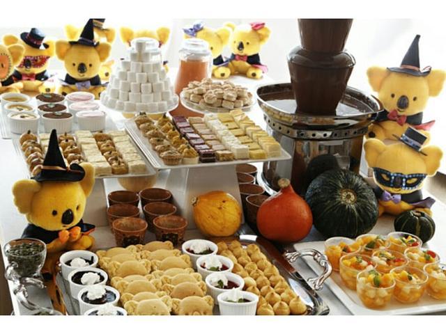 画像: ロッテシティホテル錦糸町で朝食ビュッフェ「ハロウィンデザートフェア」