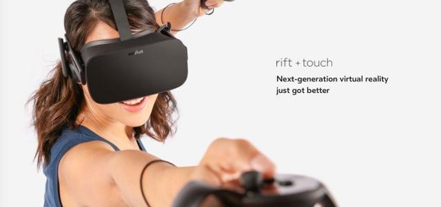 画像1: Facebookが行なったOculus Connctイベントにて発表されたoculus touchコントローラですが、ようやく発売日と価格が明らかになりました!米国での発売開始は12月9日で、予約販売は10月10日より開始とのこと! The post VR待望、Oculus Touchコントローラの発売日と価格が明らかに!米国での発売開始は12月9日とのこと appeared first on Spotry.me. spotry.me