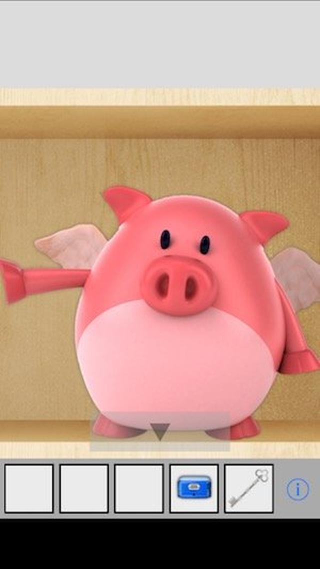 画像: 可愛いクマさんがハートで迎える脱出ゲーム『Present』