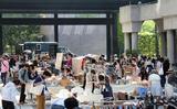 画像: 「レコード×洋服×古書」がテーマ!秋のお出かけにぴったりな蚤の市が赤坂で開催