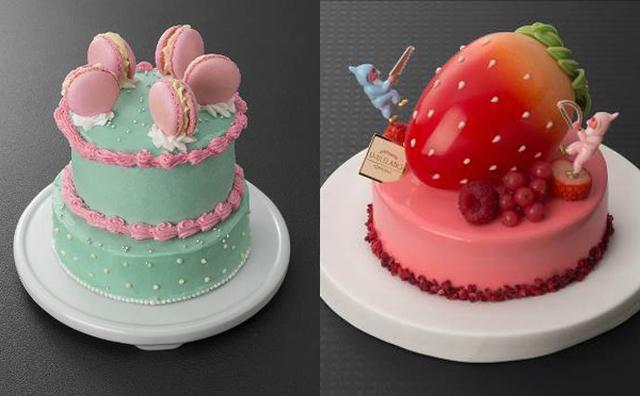 画像: 争奪戦必至!「ShinQs」限定クリスマスケーキかわいすぎて目移りしちゃう♡