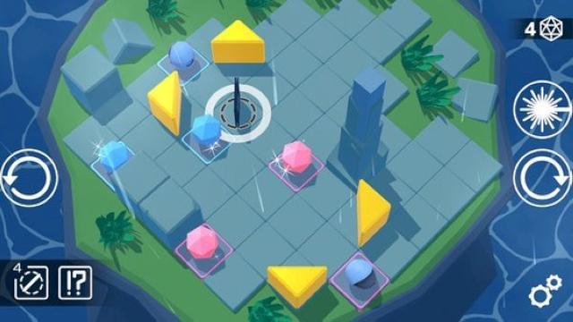 画像: 良問ぞろいで超ハマる!3Dグラフィックが美しい光線パズル『Laserix: Puzzle Islands』