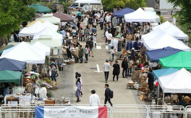 画像: パリジェンヌ気分でお買い物♡フランスのアンティークやブロカントが揃う蚤の市が代官山で開催