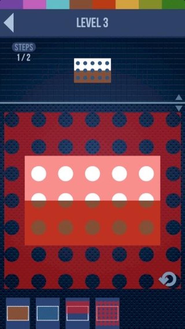 画像: これはオシャレでハイセンス!マスキングテープや切り取りツールを駆使して図形を作るアートパズル『Sembl』