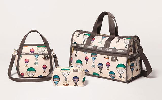 deb63aa57a39 旅行にもっていきたい♡人気スタイリスト風間ゆみえ×レスポの新作バッグがかわいすぎる