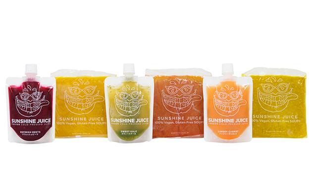 画像: 冬太り防止の救世主♡「サンシャインジュース」に冷凍のジュース&スープクレンズが登場