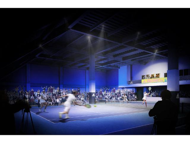 画像: 伊達公子も登場!テニス、音楽、フードのフェス今週末開催