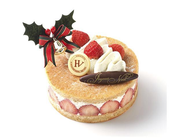 画像: パリ発のスイーツブランドが贈る華やかなXmasケーキ