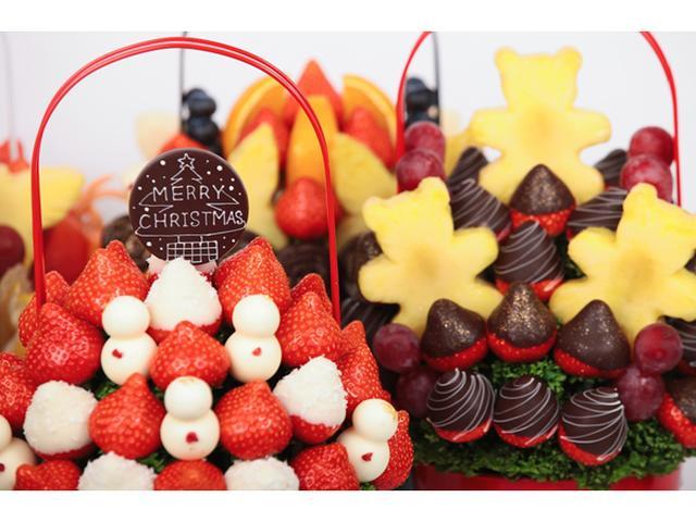 画像: アノ歌がイメージ!?食べられる花束「パイナッポーアッポー」