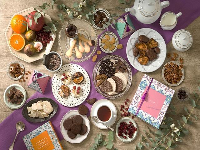 画像: オトナ女子に!自由な発想で色や素材を組み合わせたチョコ