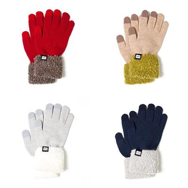 画像: 手首まであったかい♡ 世界でも高評価を受けているスマホ手袋『EVOLG』の新作がおしゃれ