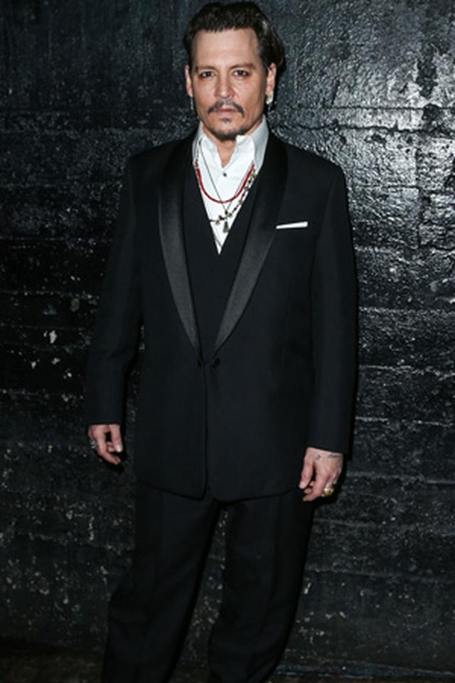 画像: ジョニー・デップ、アンバー・ハードの離婚金要求が名声目的だと非難。