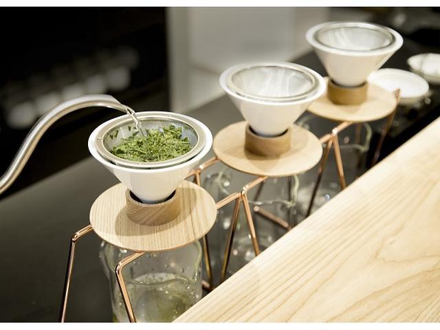 画像: 世界初!三軒茶屋にハンドドリップで淹れる日本茶専門店