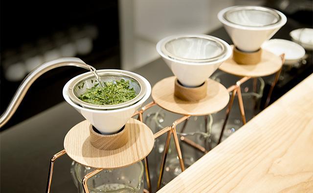 画像: ハンドドリップの緑茶を楽しめる日本茶専門店がオープン!飲み比べメニューも
