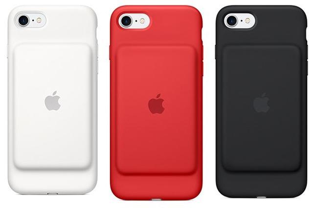 画像: iPhone 7専用モバイルバッテリーケース3選