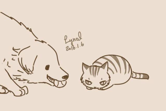 画像1: フレンドリーな犬とマイペースな猫、あなたはどっち派? 可愛らしい動物キャラクターのイラストやグリーティングカードを手掛けるLynolさんの動物マンガがFacebookで話題になっています。 昨年の今頃投稿された「Tea Time 下午茶時間」には、猫と一緒に遊びたい犬と、犬に構われてちょっと迷惑そうな猫が登場します。 ねえ、遊ぼうよ~ うっとおしいヤツだな さあ、これで静かになるぞ アイツ見なかった? アイツ、どこまで行ったんだ... 犬派も猫派もキュンとさせる心温まるストーリーには「とっても癒されました。」「キュートな友情物語!」「これからも描き続けてください。」など、たくさんの応援コメントが寄せられています。 「Tea Time 下 [...] irorio.jp