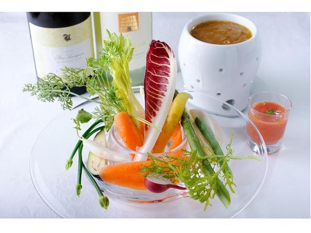 画像: 冬野菜のおいしさを再認識!リストランテの絶品一皿