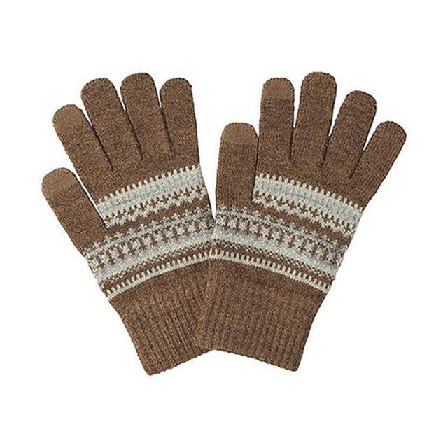 画像: ヒートテック素材使用で暖かい!UNIQLOのスマホ対応手袋が値下げ中