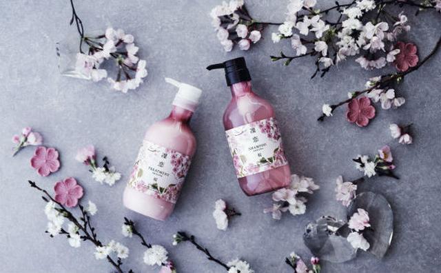 画像: バスタイムが華やかに♡4種の桜エキスを配合したヘアケア「リンレン サクラ」がステキ♪