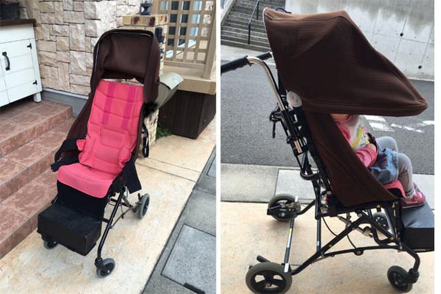 画像1: この写真に写っているのはベビーカーでしょうか? いいえ、違います。 先日Twitterで公開された「これはバギータイプの車椅子です。」という、ある女性の投稿が話題になっています。 投稿主はすずポン(@suzupon20160517)さん。 すずポンさんの長女は肥大型心筋症、水頭症などの障害があり、日常的にこのバギー型車椅子を利用しているそうです。 しかし一見ベビーカーのようなこのバギーを車椅子だと認知している人は少なく、街中で苦労したことが何度もあったのだとか。 バギー型の車椅子です。 これは娘が使っている物です。車体はとても重いですが、安定感があります。体感力が弱い子など、落ちないようにベルトで固定できますし、座り心地や足を置く部 [...] irorio.jp