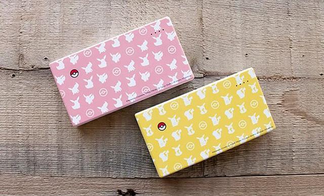 画像: ポケットモンスターデザインが可愛い♡ ポケモンGOをしながら使いたいモバイルバッテリー&USBケーブル