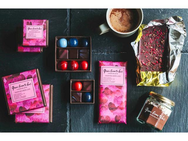 画像: Berryの甘酸っぱさが奏でる愛!溢れる想いをチョコにのせて