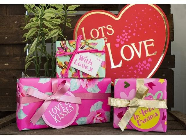 画像: LUSHから恋が生まれるバレンタインギフト