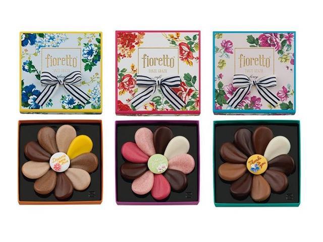 画像: 華やかに咲く小花のチョコで愛や感謝を伝えるバレンタイン