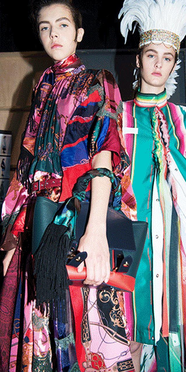 画像: 再構築の美学、sacai 待望のバッグコレクションデビュー 。